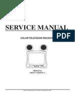 Disney Dt1350c - Oec7108a , m61250bfp , La78040ne - Tv Sm