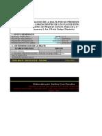 CALCULO DE MULTAS DECLARACION FUERA DE PLAZO