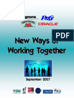 New Ways of Working Together