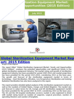 Global Sterilization Equipment Market