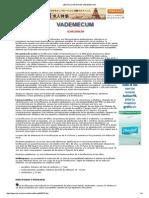 Levofloxacina en Vademecum