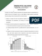 Ejercicios de Microeconomía I