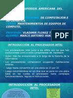 2) Procesadores Intel