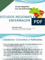 Aula Estudos regionais