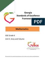 gse math unit 5