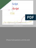 Typescript vs Coffeescript vs ES6