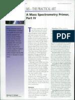 Tipos de espectroscopia de masas