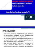 AudInfor-Clases - II Parte B - COBIT (Complemento)