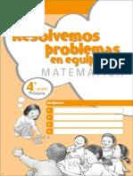 Http Www.perueduca.pe Recursosedu Cuadernillos Primaria Matematica Cuadernillo Salida3 Grupales Matematica 4to Grado