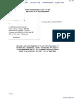 Amgen Inc. v. F. Hoffmann-LaRoche LTD et al - Document No. 386