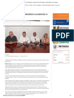 07-15-2015 Anuncian Feria Del Regreso a Clases Del 14 Al 16 de Agosto