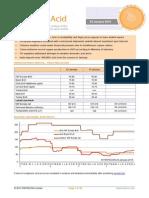 Precio de Acido Sulfurico 5