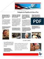 Boletín Cuba de Verdad Nº 100-2015