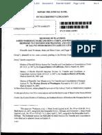 Johnson et al v. Menu Foods - Document No. 6