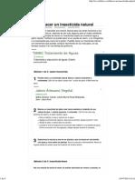 3 Formas de Hacer Un Insecticida Natural - WikiHow