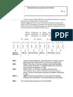 NBECT Handout 3 the Molecular Biology Story