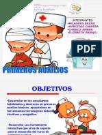 Manual Basco de Primeros Auxilios Para Alumnos 11961