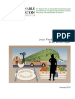 Local Food Systems Panel Draft White Paper