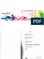 Problemas de Ingenieria Quimica, Operaciones Basicas Tomo I - Ocon Tojo