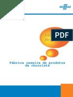 Fabrica Caseira de Produtos de Chocolate