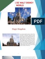 Parques de Walt Disney World