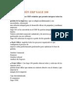 Sistemas ERP Empresa Girasol