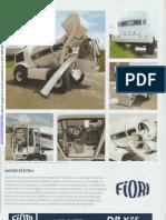 Especificaciones Db x35