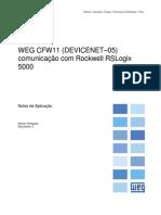 WEG CFW11 (DEVICENET-05) Comunicacao Com Rockwell RSLogix 5000