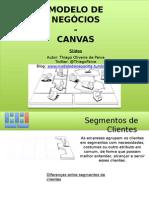Modelo de Negócio - Canvas
