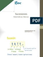 001 Sucesiones - Diapositivas - 2015-I