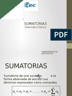 002 Sumatorias - Diapositivas - 2015-I