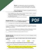 Examen Comercio Exterior II