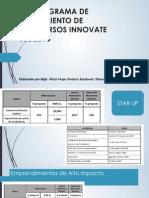 Plataforma Innovate-convocatoria 2015