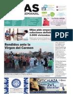 Mijas Semanal Nº643 Del 17 al 23 de julio de 2015