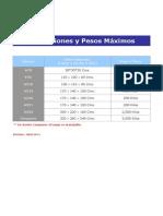 Itinerario Consolidado Av Ta Qt 2014