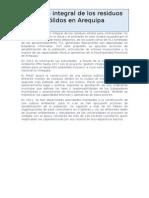Desarrollo Sostenible AQP