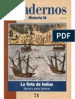 Flota de Indias - Manuel Lucena Salmoral
