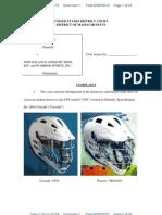 Complaint Sports Helmet