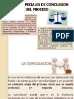 Formas Especiales de Conclusion Del Proceso Imp