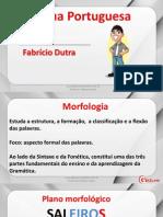 Língua Portuguesa - Aula 01 - Formação de Palavras.pdf