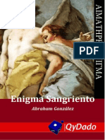 Sangriento Enigma - Abraham González Lara (2015)