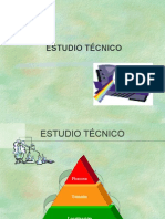 ESTUDIO TÉCNICO2015