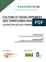 Culture Et Developpemment