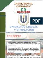 instrumentalquirurgico-130206152627-phpapp01