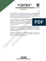 Informe TransCAD Ing. Alexander Jimenez