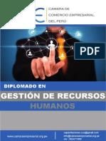 Temario Gestión de Recursos Humanos v