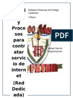 Red Dedicada