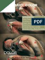 semiologia del dolor