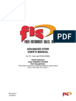 Advanced OTDR Manual