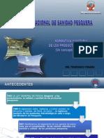 Normativa Sanitaria de Los Productos Pesqueros-sanipes